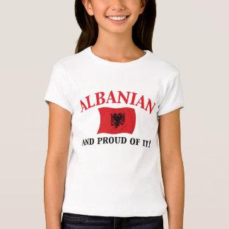 Albanais fier t-shirt