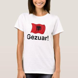Albanais Gezuar ! (Acclamations) T-shirt
