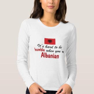 Albanais humble t-shirts