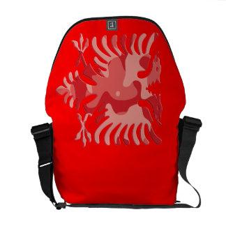 Albanais rouge Eagle 3D de Camo Besaces