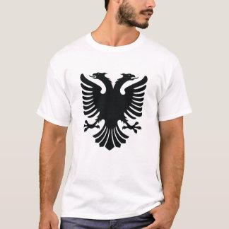 albanian eagle t-shirt aigle albanais t shirt