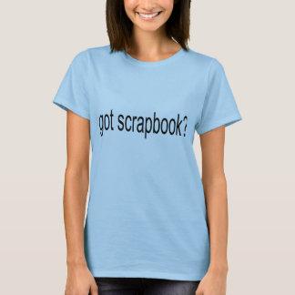 Album obtenu ? T-shirts et cadeaux de Scrapbooking