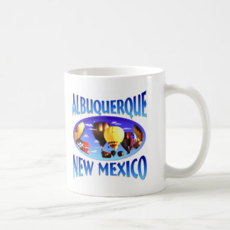 Albuquerque Nouveau Mexique Mug
