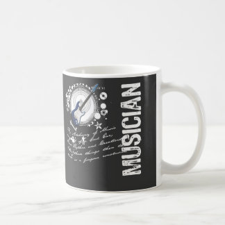 Alchimie de musicien tasse à café