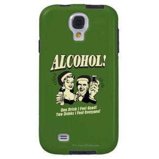 Alcool : Une boisson que je me sens bien Coque Galaxy S4
