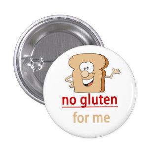 Alerte d'allergie de gluten pin's