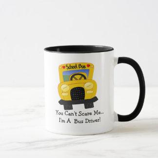 Alerte de chauffeur de bus (personnalisable) mugs