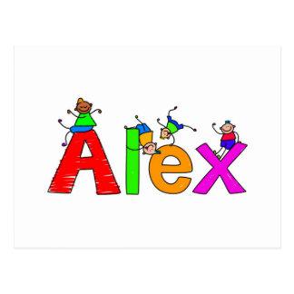 Alex Carte Postale