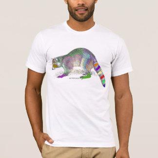 Alex le T-shirt de raton laveur