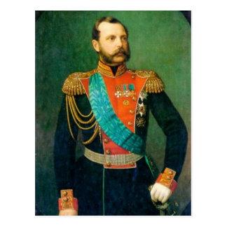 Alexandre 1818 carte postale