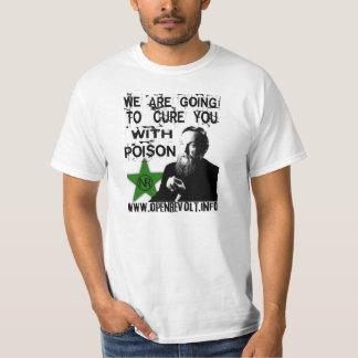 Alexandre Dugin :  Nous vous guérirons avec le T-shirt
