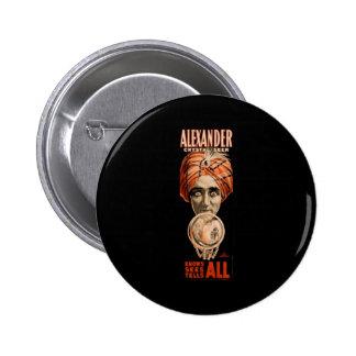 Alexandre le scombre qu'en cristal sait voit dit t badges
