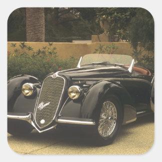 Alfa Romeo 8C 2900B est très un rare et très Autocollants