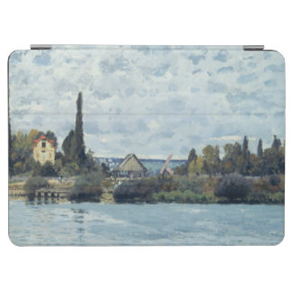 Alfred Sisley | la Seine chez Bougival Protection iPad Air