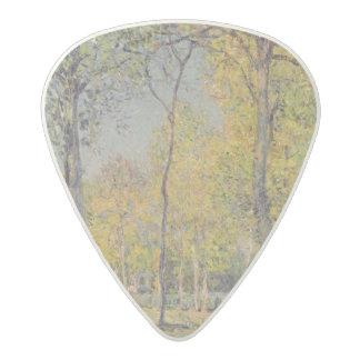 Alfred Sisley | le Bois de Boulogne Médiator Acetal