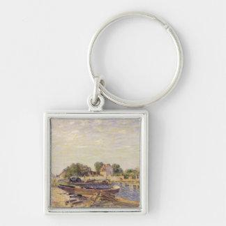 Alfred Sisley   le Loing au Saint-Mammes Porte-clés