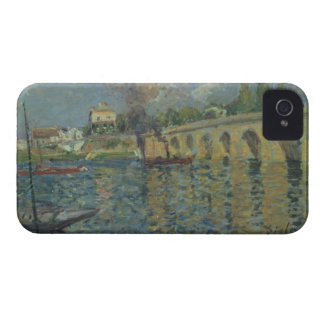 Alfred Sisley | le pont Coque iPhone 4 Case-Mate