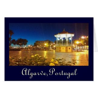 Algarve, Portugal Carte De Vœux