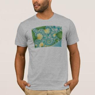 Algues - fractale t-shirt