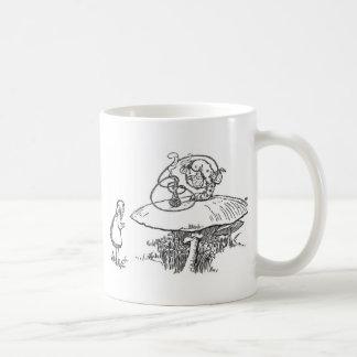 Alice au pays des merveilles 1 mug blanc