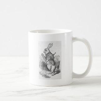 Alice au pays des merveilles 2,5 mug blanc