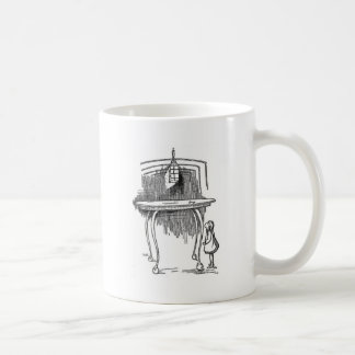 Alice au pays des merveilles 2 mug blanc