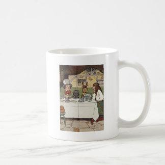 Alice au pays des merveilles 3 mug blanc