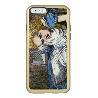 ALICE AU PAYS DES MERVEILLES COQUE iPhone 6 INCIPIO FEATHER® SHINE