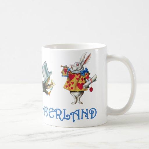 alice au pays des merveilles tasses caf chopes mugs et tasses de voyage alice au pays des. Black Bedroom Furniture Sets. Home Design Ideas