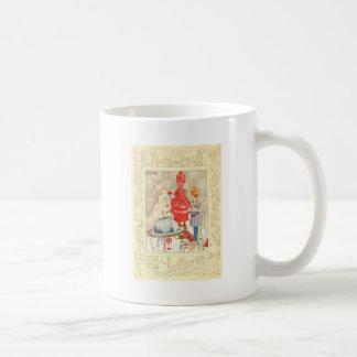 Alice au pays des merveilles et l'énigme de poisso mug