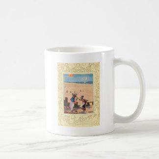Alice au pays des merveilles, le morse et le mug blanc
