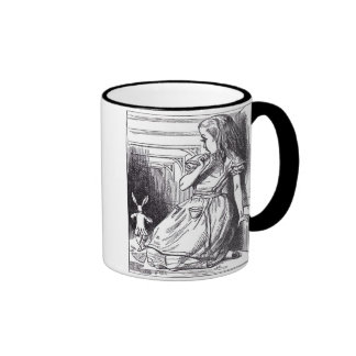 Alice au pays des merveilles mug à café