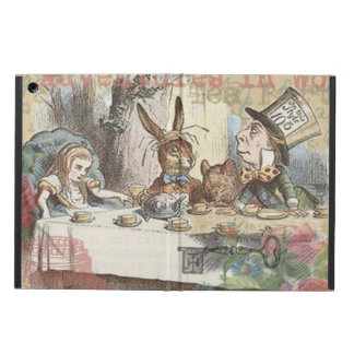 Alice au thé fou du pays des merveilles