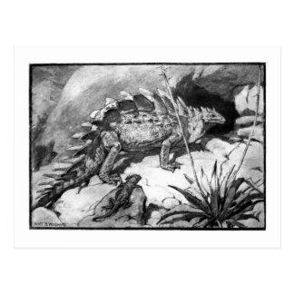 Alice B. Woodward : Carte postale d'art de