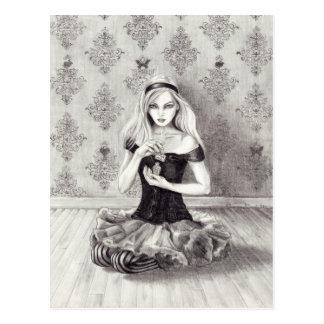 Alice - carte postale