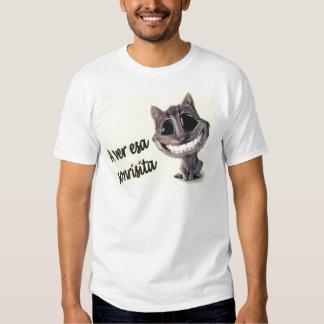Alice cat-divertidas.jpg t-shirt