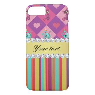 Alice colorée au pays des merveilles et les coque iPhone 7