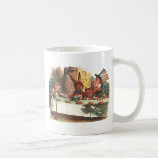 Alice dans des produits du pays des merveilles ! tasse à café