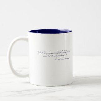 Alice dans la citation Pays des merveilles-littéra Tasse