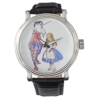 Alice au pays des merveilles montres alice au pays des merveilles designs po - Montre alice au pays des merveilles ...