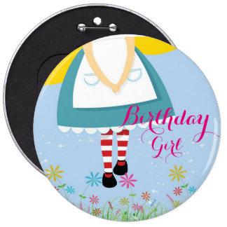 Badges anniversaire for Alice dans le miroir balthus