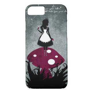 Alice dans le cas de l'iPhone 7 du pays des Coque iPhone 7