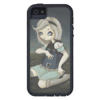 Alice dans le cas de téléphone du pays des coque Case-Mate iPhone 5