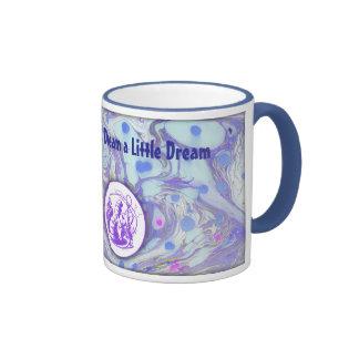 Alice en papier de marbre du pays des merveilles a mug