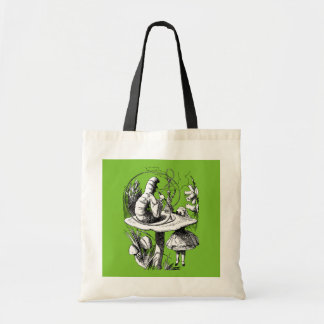 Alice et centipède au pays des merveilles sac en toile budget