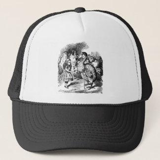 Alice et la dronte casquette