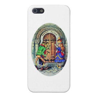 Alice et la grenouille coques iPhone 5