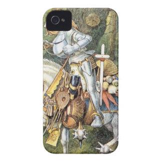Alice et le chevalier blanc coques iPhone 4 Case-Mate