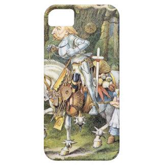 Alice et le chevalier blanc coques iPhone 5 Case-Mate
