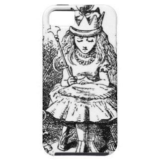 Alice et le Queens Coque Tough iPhone 5